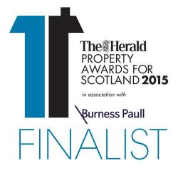 Scottish Property Awards Finalist 2015